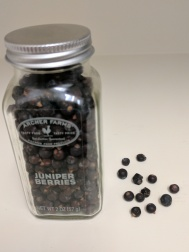 a juniper berries