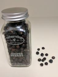 a juniper berries