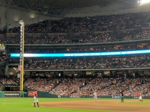 astros lights