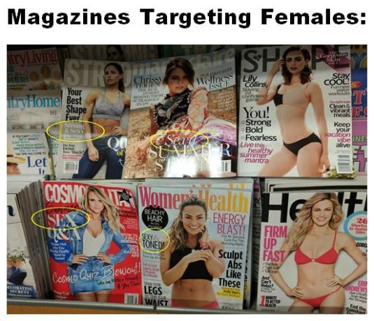 magazines girls